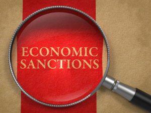 Sayonara, Sudan Sanctions