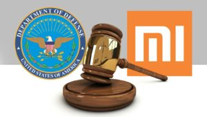 Preliminary Injunction Halts Xiaomi's Deisgnation as a Communist Chinese Military Company