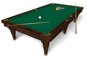 U.S. Customs Cues Up Ruling on Billiard Tables